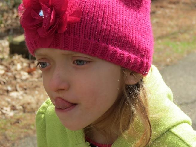 Katya on Spring Break