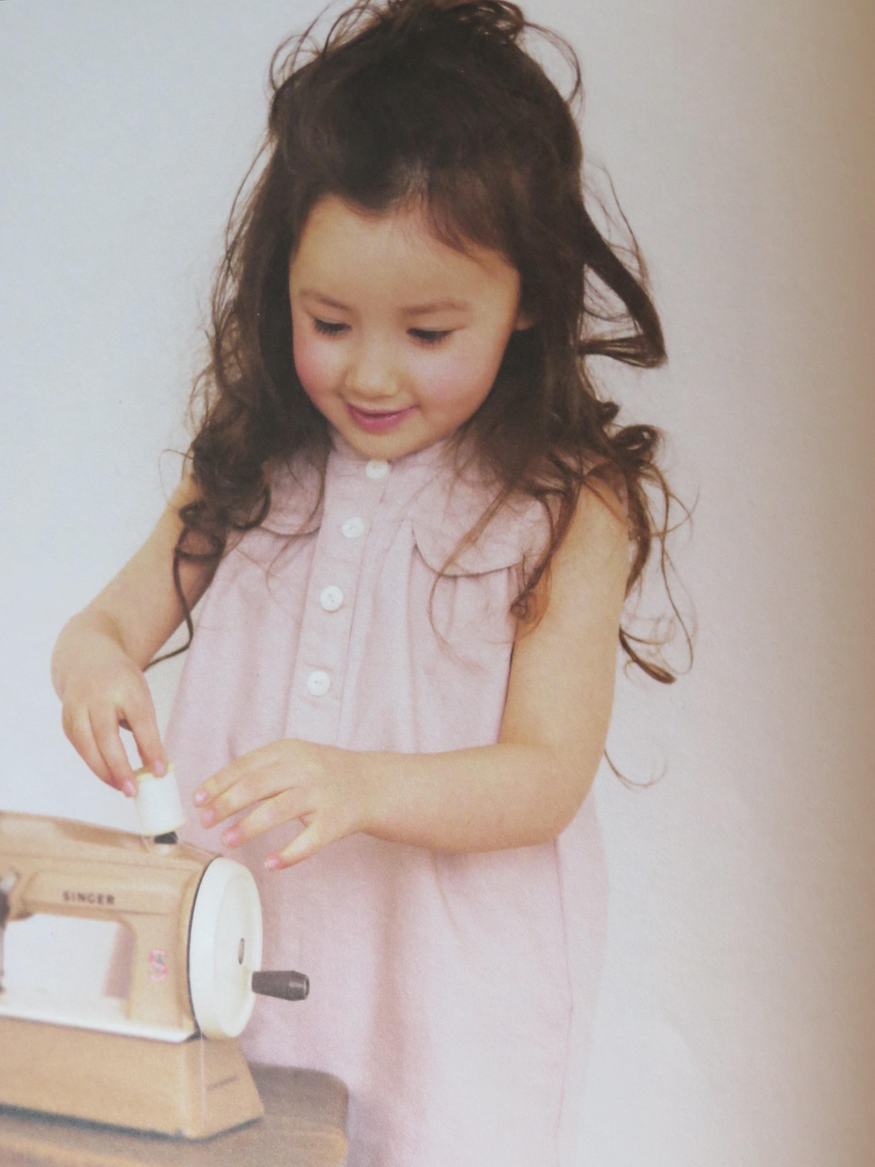 �sew sweet handmade clothes for girls� by yuki araki