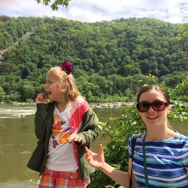 Katya Harper's Ferry