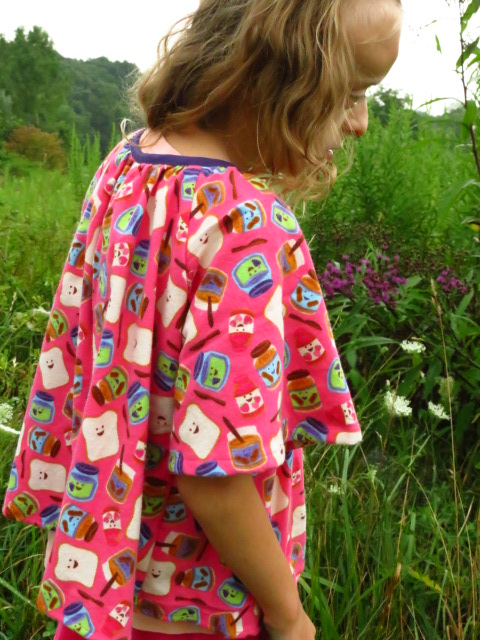 Book Review bed jacket 030