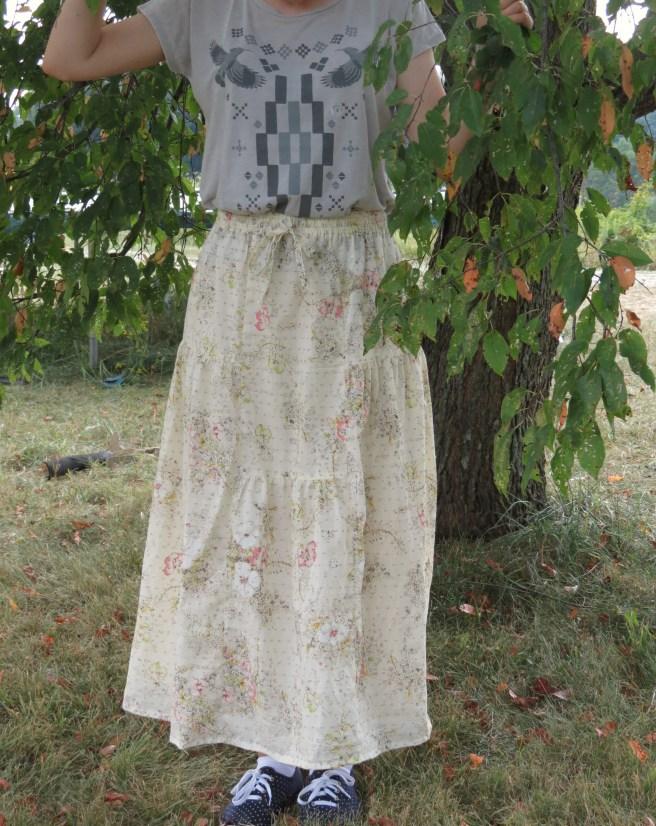 Stylish skirts j 011