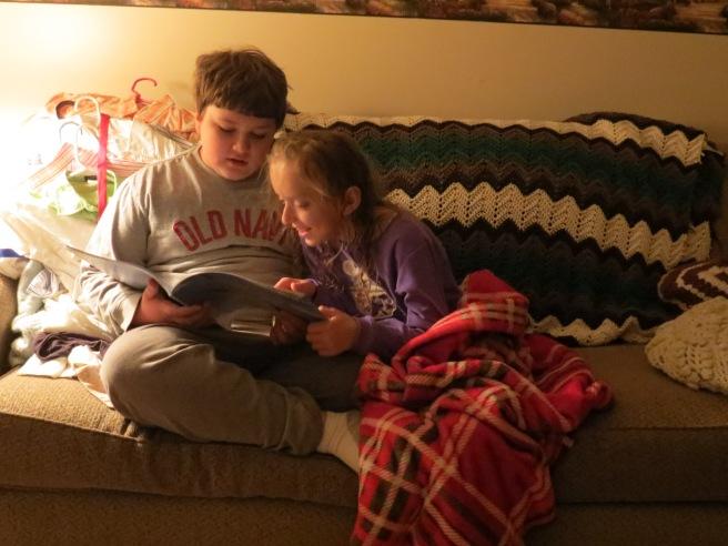 Katya and Chad reading 001